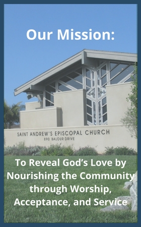 Our Mission: To Reveal God's Love by Nourishing the Community through Worship, Acceptance and Service